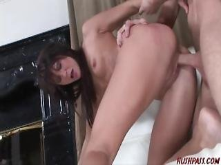 Milf Skank Gets Horny For Young Cock