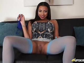Ruby Summers - Just Like This - Upskirt Jerk