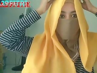 Saputangan Masker Hijabe