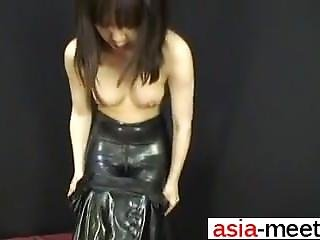 Dress, Fetish, Fucking, Japanese, Latex