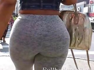 Bbw Fat Sweaty Filthy Bubble Asses Walking!!