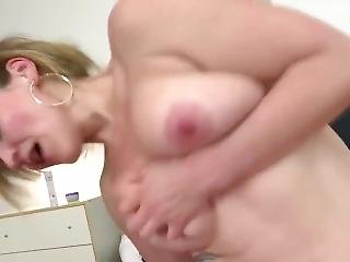 Old Super Hot Mom Fucks Not Her Son
