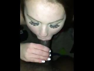 Sloppy Head From Foreign Exchange Student (first Black Dick)