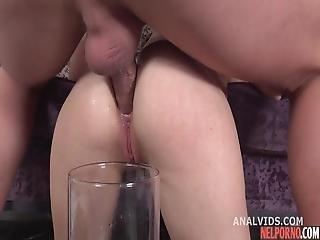 Anal Orgie