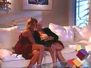 Two Sexy Wet Cunts In Lustful Lesbian Game 3