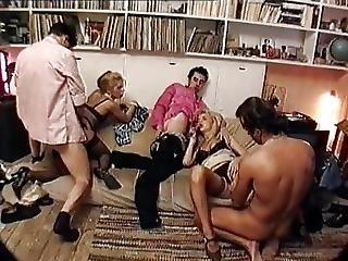 éjaculation, Dans La Tête, à Quatre, Sexe En Groupe, Star Du Porno, Stocker