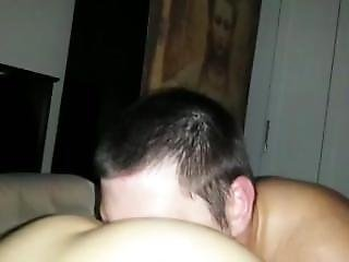 Mixed Couple Pussy And Ass Eating - Chinese Slut Wife