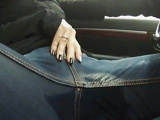 Car Piss And Foot Rub