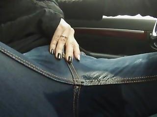 Car Piss And Foot Rub