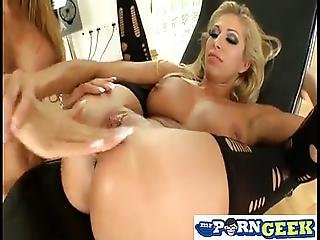 Crazy Anal And Squirt