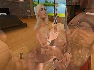 Veronica Cum Hungry