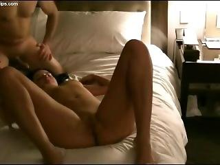 Brunette Wife Homemade Cuckold