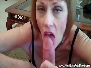 Superior Granny Oral Sex Job