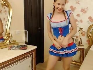 Cute Sexy Teen Teasing In Free Chat Cxxi: Petite Rumanian