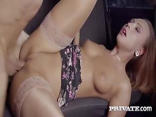 Private.com Fucking In The Taxi