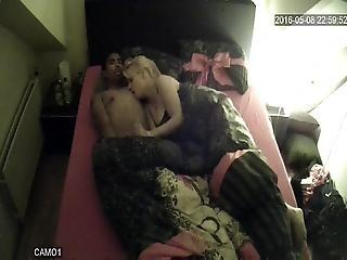 Ip Cam - Blonde Masturbation And Sex