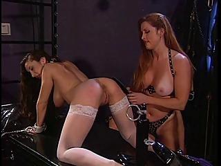 Hot Babe Dildo Fucks The Redhead Slave?s=9
