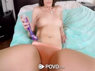 Images - European milf Debora gets her pink pussy pounded