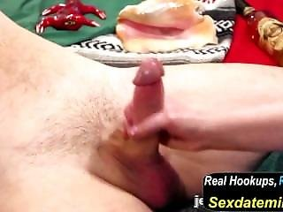 Vacation Cumplay Handjob