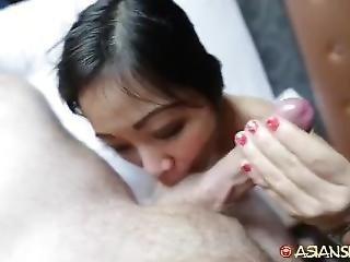 Big Tits Asian Girl