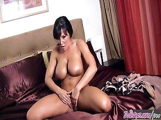 Twistys - Lisa Ann Starring At Hello Hot Moma