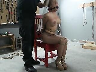 Gym tgirl schoolgirl oral