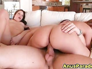 Alex Casio Gets To Fuck Two Great Huge Part3