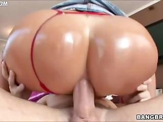 Big Ass Compilation Part 4 (21 Pornstars Asses!)