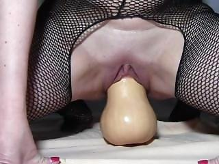 Milf Huge Insertion. Mao From 1fuckdate.com