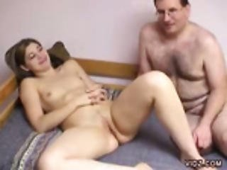 Dad And A Babester Do Hot 69