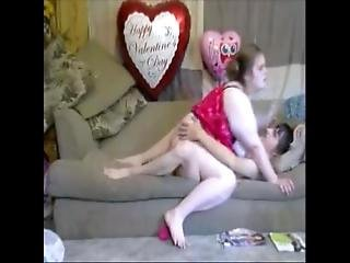 Wife Valentines Day Surprise From Her Husband Best Sex Every