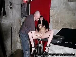 Rough Sex For French Slut