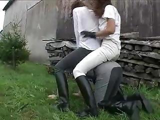 Riding Boots Femdom