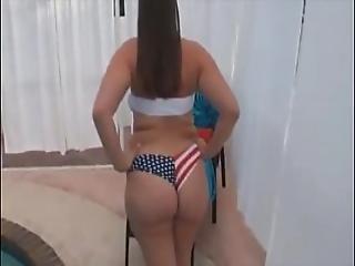 Katie Cummings - Sex In The Pool - Full Video - Http Zo.ee 4sgle