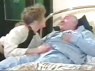 Nurse And Horny Senior