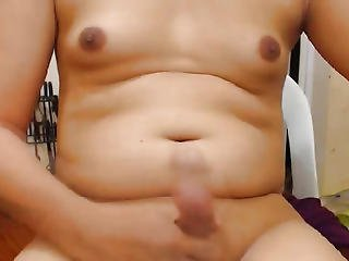Oriental Masturbating Whilst Rubbing Her Backdoor