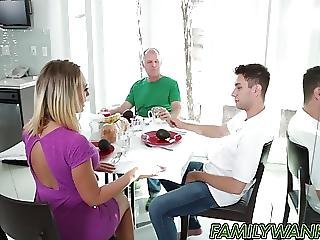 Kagney Linn Karter Is Happy To Take Her Stepsons Cock Deep