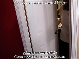 Older Next Door Neighbor Seduces Young Ebony Teen Msnovember Big Tits Blowjob 18