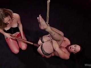 My Magical Mistress: Magician Mona Wales Fucks Hot Fiery Assistant