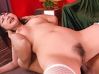 Megumi Haruka Makes Magic With Her Tight Pussy