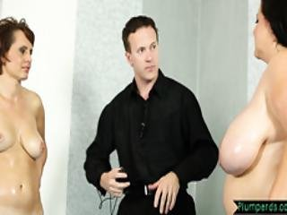 Mature Wrestling Bbw Getting Pussyfucked