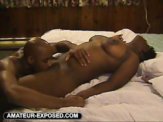 Thick Busty Ebony Takes On Xavier Thicc
