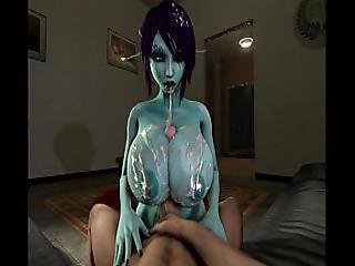 Fuck Soria S Tits Until You Cover Her In Jizz
