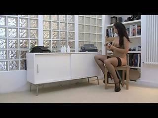 Gabriella Banks Gets Her Pussy Stuffed