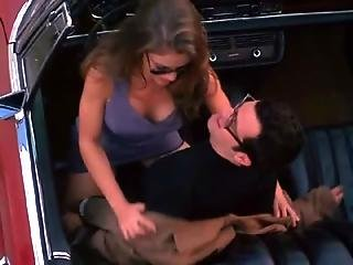 Alyssa Milano Hot Scene From Below Utopia