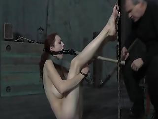 連鎖, 汚い, おまんこ, 拷問