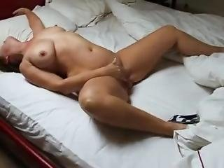 Mom Solo Pussy Play Till Orgasm