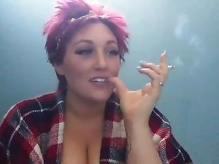 Smoking Emo/punk/goth 36