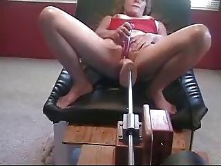 Machine Fucking Hot Mature