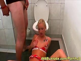 Blonde, Blowjob, Bukkake, Dirty, Doggystyle, Drinking, Fetish, Fingering, Gangbang, Piss, Piss Drinking, Pissing, Shower, Slut, Small Tits, Sport, Watersport